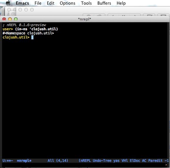 emacs live trouble